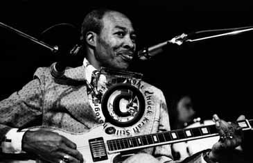 Jimmy Reed, March 1976