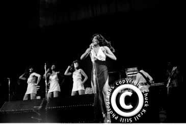 Tina Turner and the Ikettes, 1972