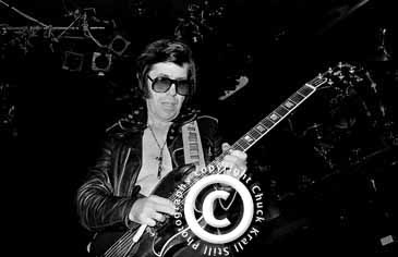 Link Wray, Feb. 1977